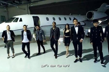 Lingo Lingo music video taken down