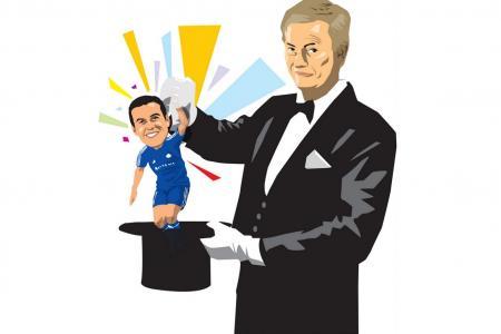Mourinho's great transfer trick