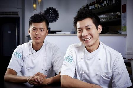 High end in the heartland latest singapore news the new for Garcons restaurant singapore