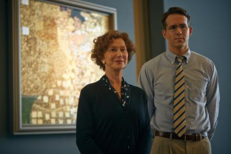 Movie Review: Woman in gold (PG13)