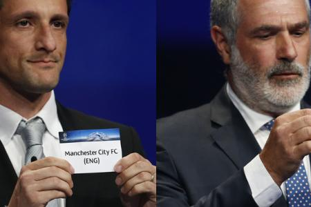 Man City get toughest Champions League draw again