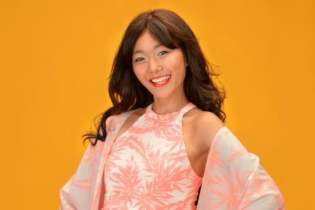 New Face 2015: Lin Jiahui