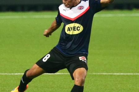 Arise, Azhar: Home midfielder goes from strength to strength
