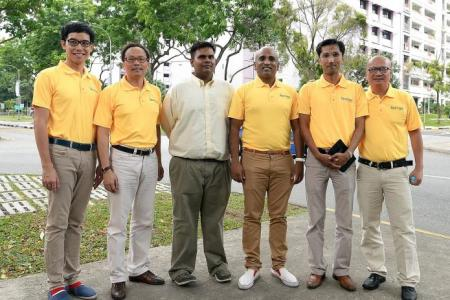 RP introduces Ang Mo Kio team, denies it's a suicide squad
