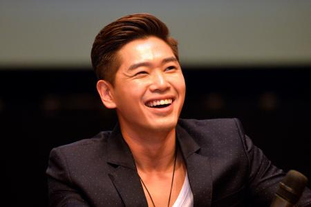 Actor Romeo Tan: I was fat and lazy in my youth