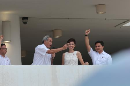 Seven things you may have missed on Nomination Day