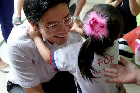 Lawrence Wong on politics, policies, and living alone