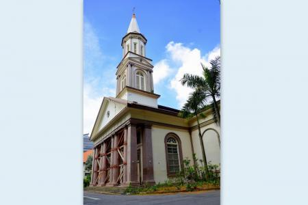 S'pore's oldest Roman Catholic Church still lying in disrepair