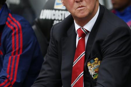Van Gaal getting away with United's great mess