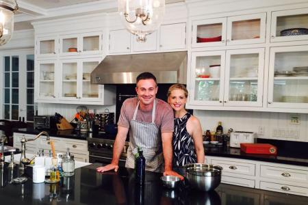 Celebrity chefs cooking up a storm