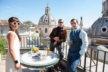 Win The Man From U.N.C.L.E. movie hampers