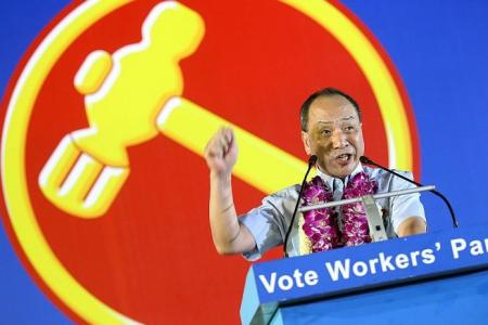 WP's Low: Smearing opponents is 'dirty politics'