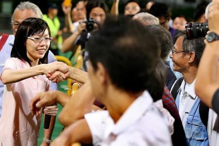 Independent Han Hui Hui: I don't mind losing my deposit