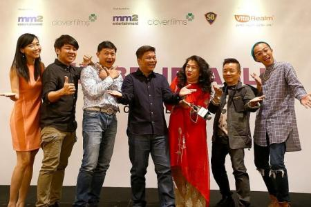 For Chen Tianwen, it's now Mr Unbelievable the movie