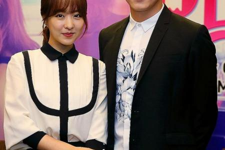 Korean actress Park Bo Young goes from shy to seductive