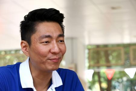 SingFirst's Melvyn Chiu was priority for locals