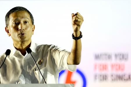 Relationship with citizens not a 'one-night stand': Dr Balakrishnan