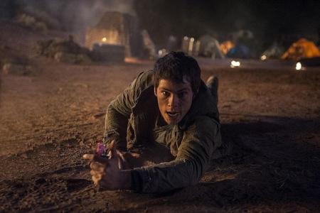 Maze Runner: The Scorch Trials star Dylan O'Brien escapes bullying past