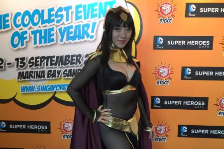 Blood, sweat and tears part and parcel of cosplay: US cosplayer Stella Chuu