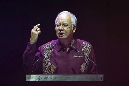PM Najib Razak's office: Report is baseless
