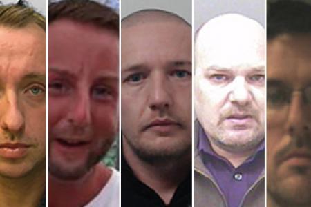 'Evil' paedophile ring sentenced to 107 years' jail for 'terrifying depravity'