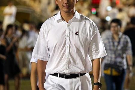 PAP's comeback kids energised