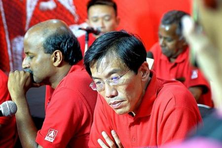 Chee's family: He'll just keep going