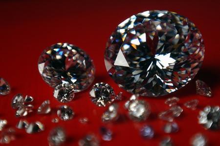 Woman swallows 6-karat diamond