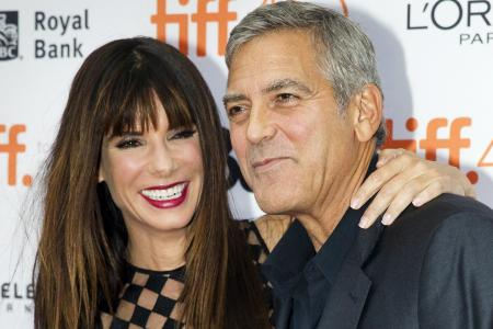 Sandra Bullock takes over George Clooney's role in Our Brand Is Crisis