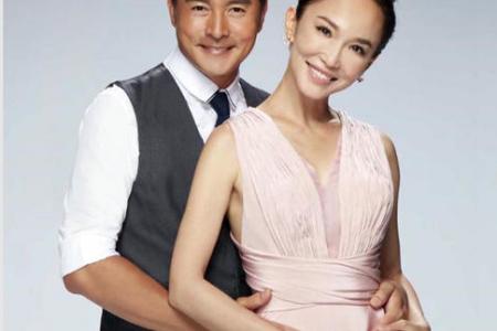 Is Fann Wong pregnant again?