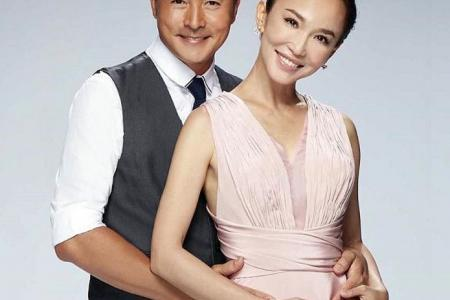 Stop teasing, is Fann Wong expecting?