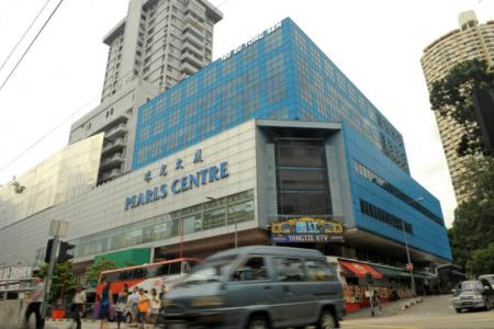 Jail, cane for three M'sians who assaulted cleaner at Pearls Centre