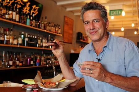 S'pore eateries not weird enough for World's Weirdest Restaurants