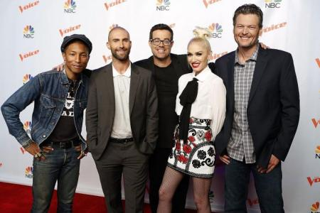 Adam Levine: If I joined The Voice, I'd win because...
