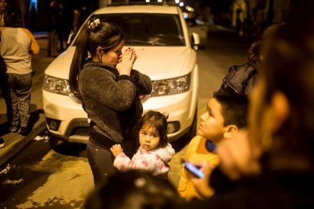 8.3 magnitude quake hits Chile, tsunami warning issued