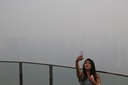 NEA refutes cloud seeding rumours circulating on WhatsApp
