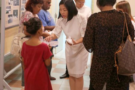 Residents' welfare comes first: New Fengshan MP Cheryl Chan