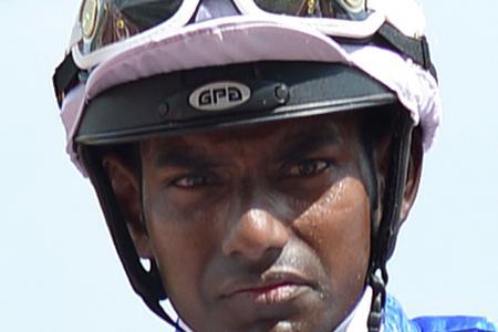 S John suspended three race S'pore days