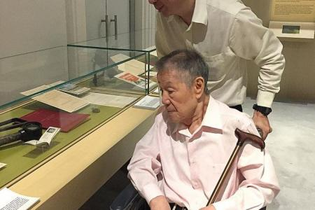 Exhibition on Mr Lee Kuan Yew's personal items opens today