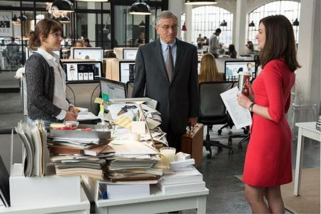 Can 60-year-old intern cut it working for a lady boss half his age?