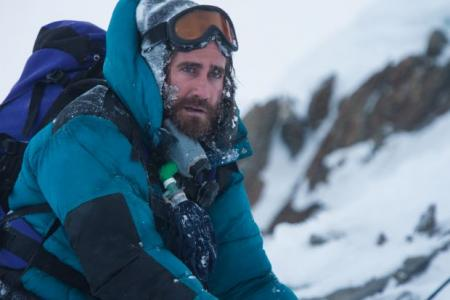 Jake Gyllenhaal goes to extremes for Everest