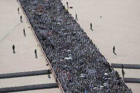 Hajj stampede: At least 310 dead, says Saudi civil defence