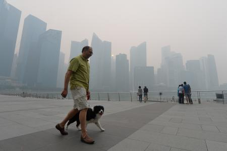 Haze: Primary, secondary schools to close on Friday