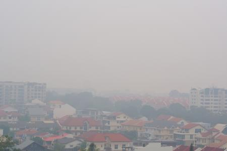 Minister: Too early to say if PSLE will be affected by haze