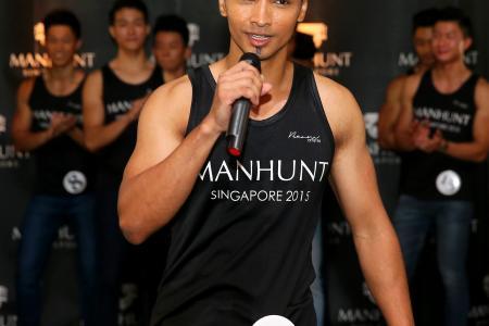 'MRT abang' now a Manhunt hopeful