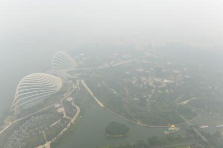 #SGHaze: How many turned up for school on Friday?