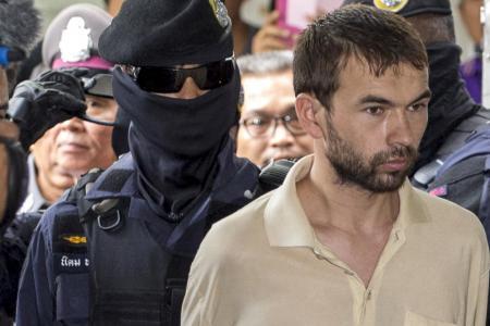 Thai police: Detained man is Bangkok bomber