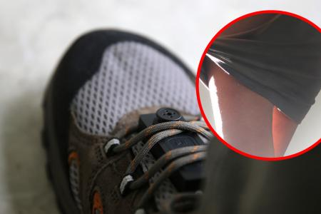 Lawyer in India arrested for taking upskirt photos with shoe
