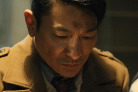 Andy Lau takes a beating for his latest role