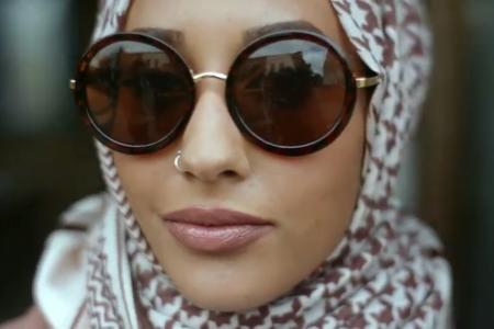 H&M's first ever Muslim model in hijab